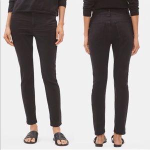 Eileen Fisher Black Skinny Jeans
